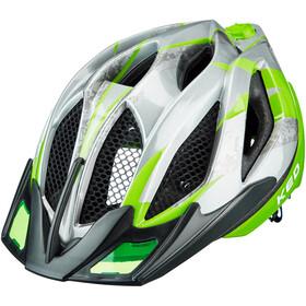 KED Spiri Two K-Star Helm grün/silber